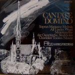 ATR Cantate Domino 黑教堂