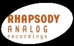 Rhapsody Analog Recording 黑膠唱片 *純類比兩點麥克風直接收錄